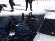 Ice Diving 2014